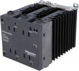 Солид стейт реле SSM3A325BD, трифазно, полупроводниково, 48-600VAC, 25A