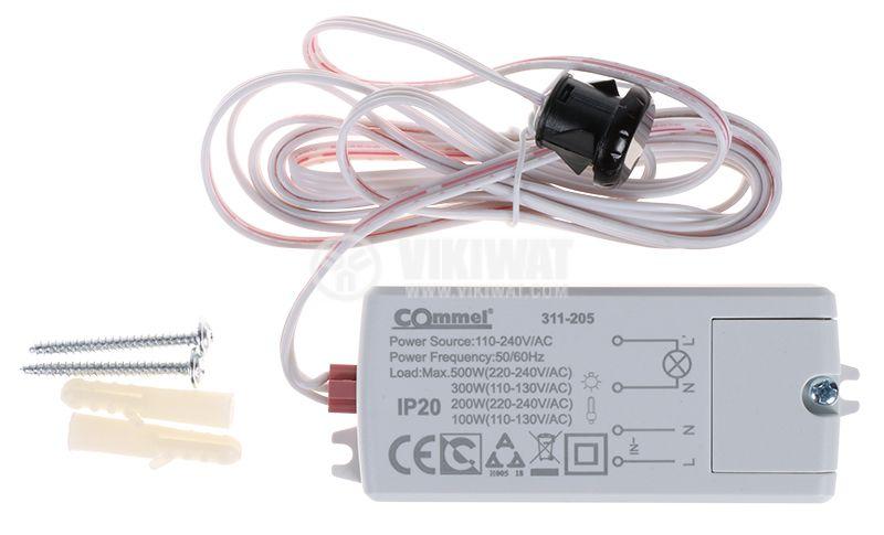 PIR шалтер сензор C311-205 - 2
