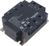 Солид стейт реле SSP3A250BD, трифазно, полупроводниково, 48~530VAC, 50A, 4~32VDC