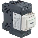 Контактор LC1D40ABD, 3-полюсен, NO+NC, 24VDC, 40A, 690V
