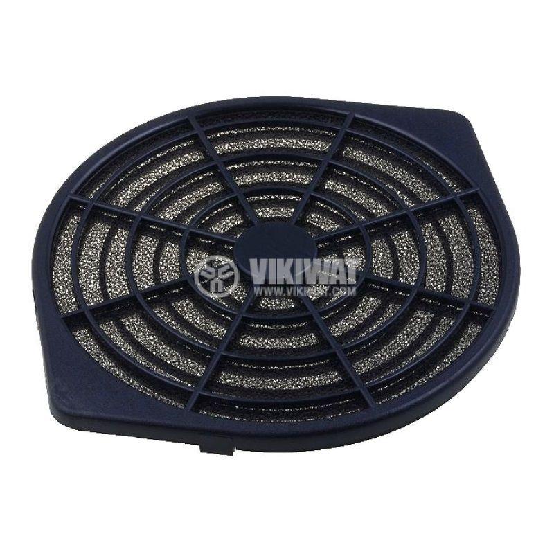 Предпазна решетка за вентилатор с филтър, 172x150mm, PFG-15