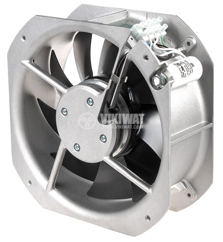 Вентилатор 230VAC, 225x225 - 3