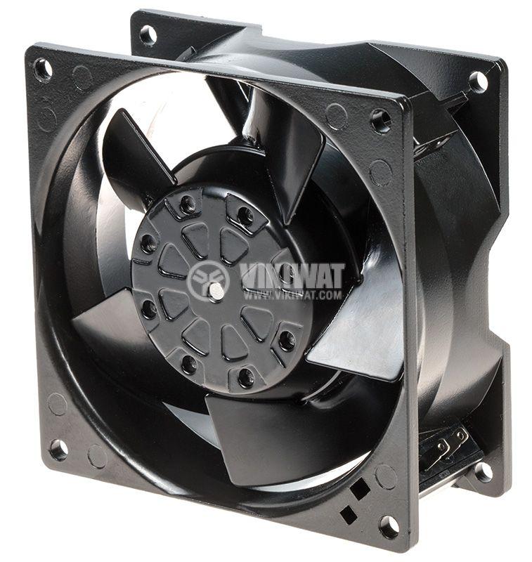 Вентилатор 230VAC, 92x92x38mm - 3