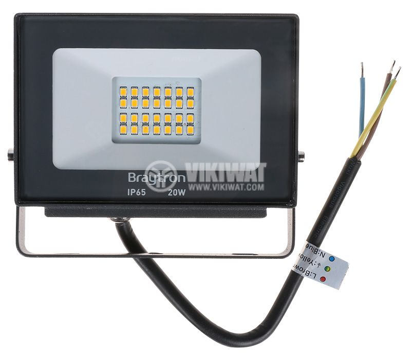 LED прожектор 20W - 5