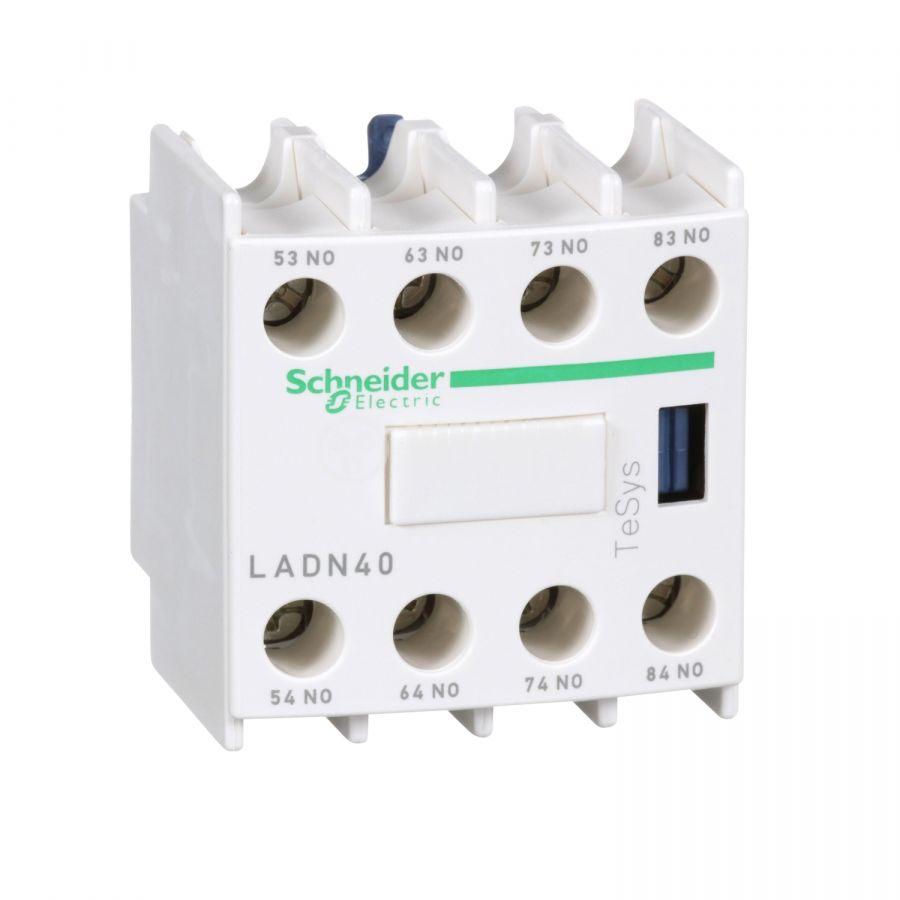 Помощни контакти LADN40 10A/690VAC 4PST 4xNO
