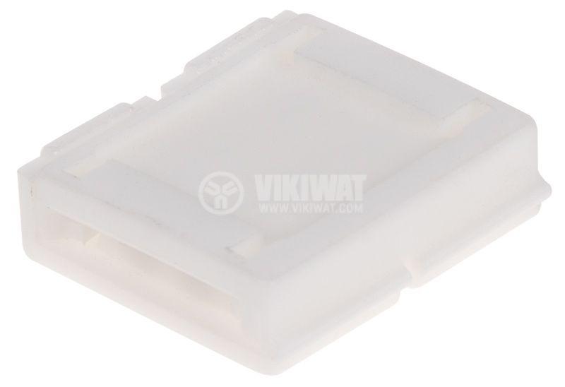 Свързващ конектор за LED лента SMD5050 180° - 1