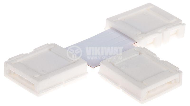 Свързващ конектор за LED лента RGB Т-образен - 1