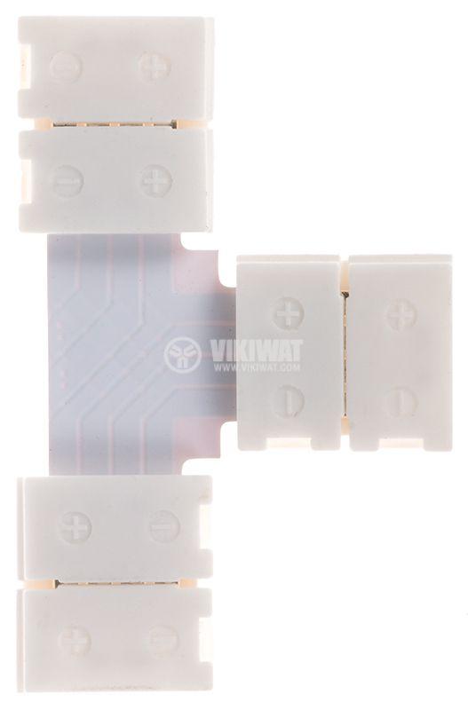 Свързващ конектор за LED лента RGB - 3
