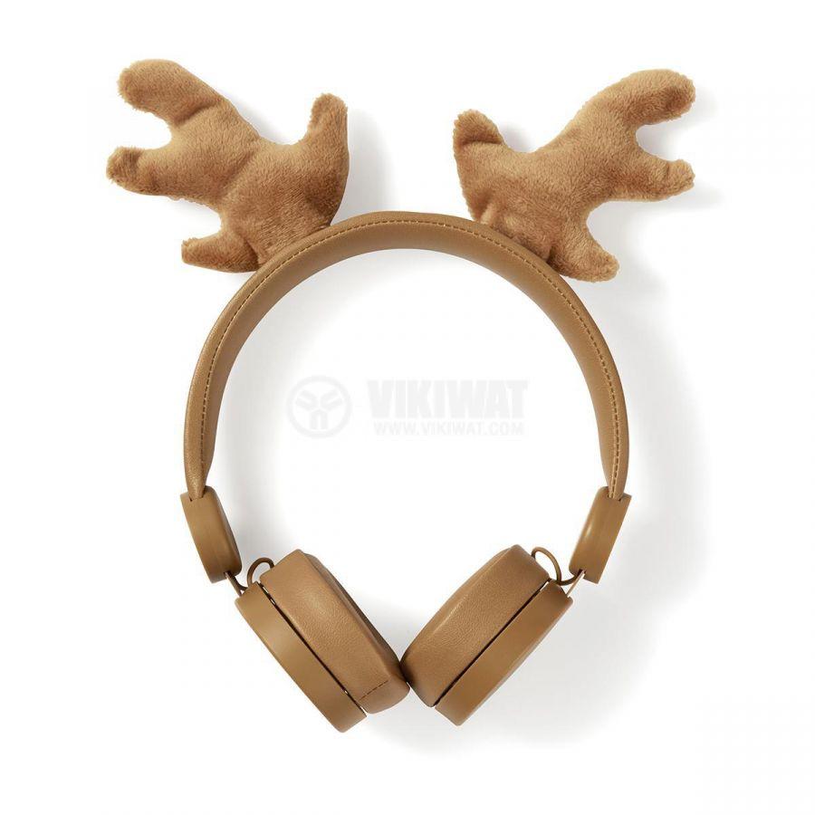 Слушалки с рога на елен - 2