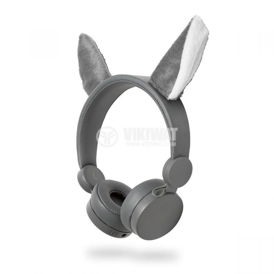 Слушалки с магнитни уши - 3