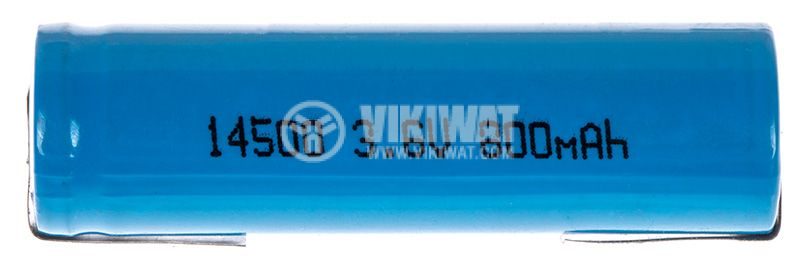 Акумулаторна батерия 3.6V, 800mAh - 1