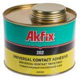 Universal glue Akfix 202 500gr transparent liquid