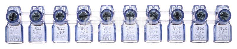 Крайна клема BM991, до 1.5mm2, 450V, 7A, 10-броя - 1