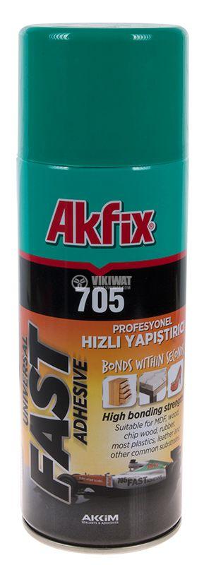 Двукомпонентно лепило Akfix 705 - 3