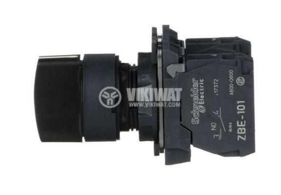 Панелен бутон ротационен ф22mm - 2