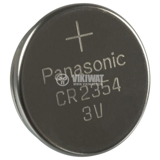 Плоска батерия CR2354 3V 560mAh