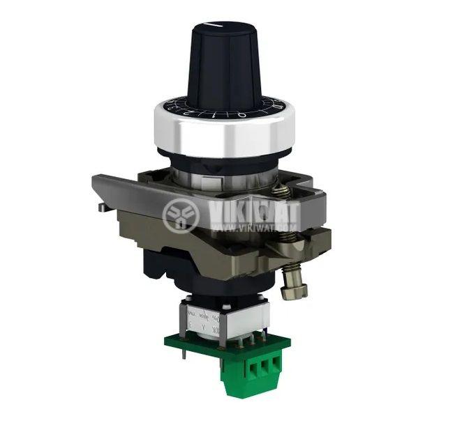 Потенциометър XB4BD912R4K7 - 2