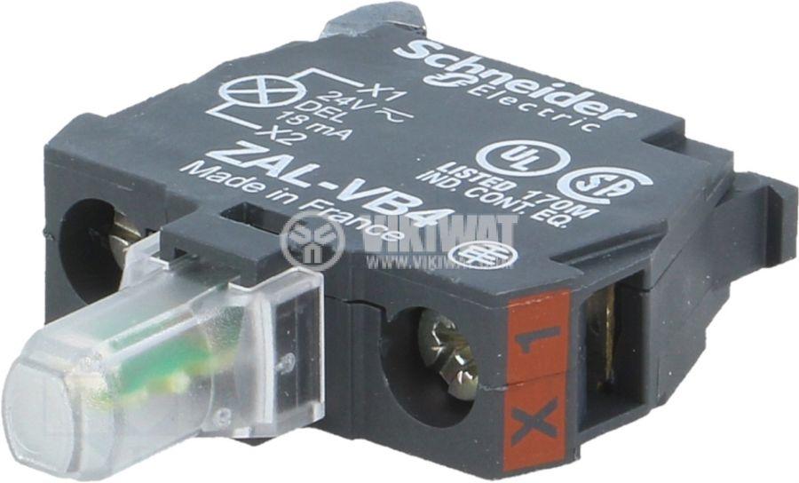 Индикаторна лампа ZALVB4 - 1
