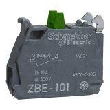 Контактен блок ZBE101, 3A/240VAC, SPST-NO
