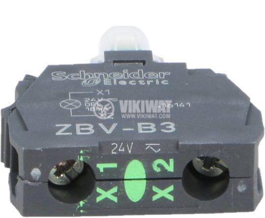 Индикаторна лампа за превключватели ZB4B 22mm - 2