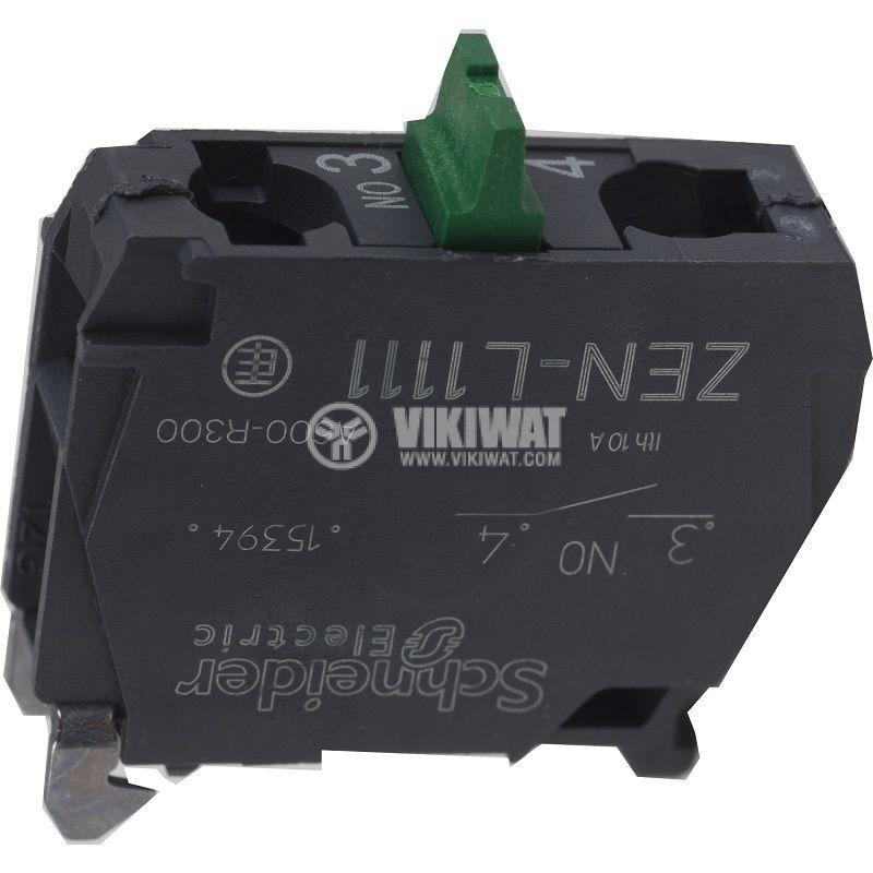 Контактен блок ZENL1111 3A/240VAC SPST-NO за XB5 XAPS