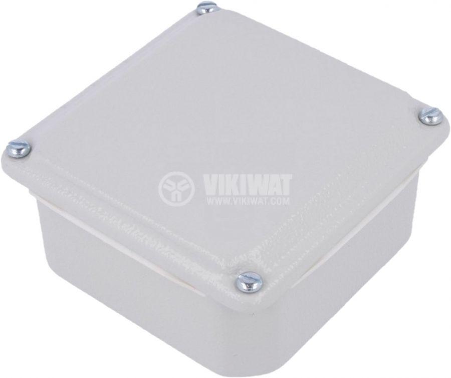 Универсална разклонителна кутия NSYDBN1010 за стенен монтаж 105x105x49mm стомана