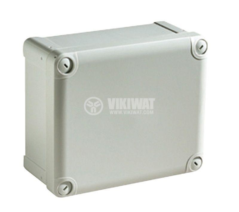Универсална разклонителна кутия NSYTBP241910H за стенен монтаж 194x241x107mm пластмаса