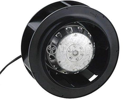 Вентилатор 230V радиален 133x72 със сачмен лагер 280.5m³/h UF13372APA23H