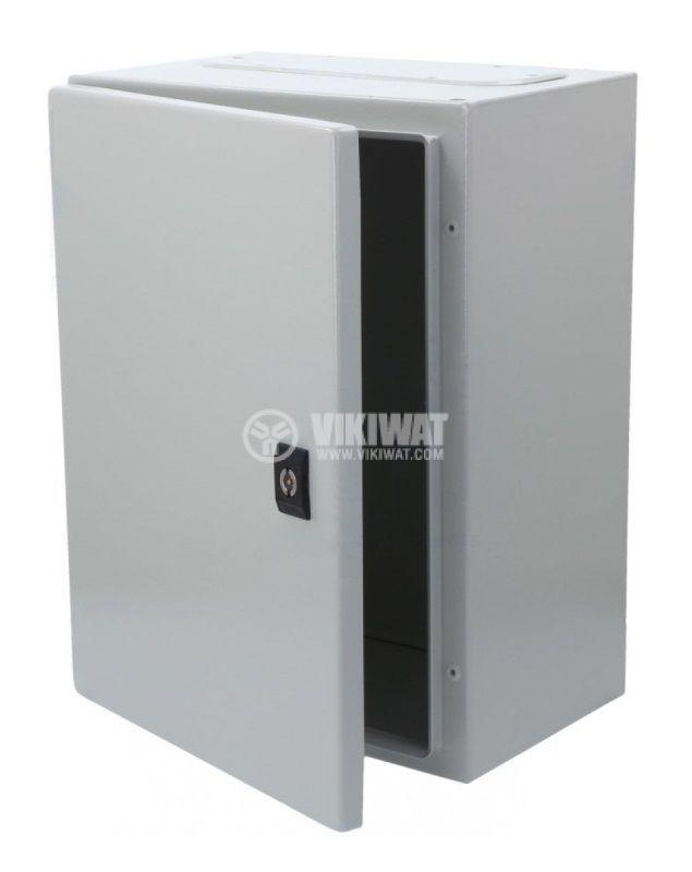 Distribution box steel NSYCRN43200P, 300x400x200mm, IP66