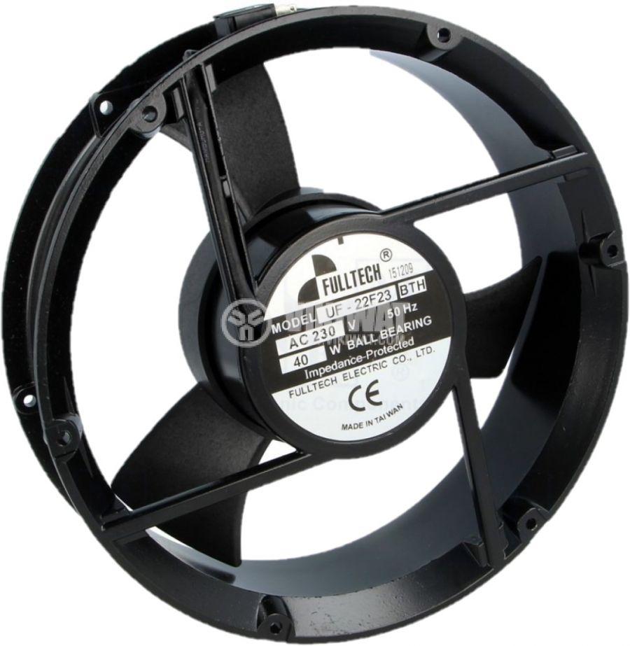 Вентилатор промишлен аксиален 223x60 660m3/h 47W 230V - 2