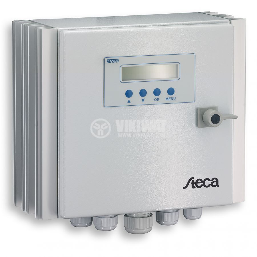 Solar chгarge regulator, Power Tarom 2140, 140A, 12V / 24V - 1