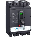 Automatic circuit breaker LV510307 3P3D 100А 415VAC