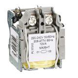 Напреженов изключвател, 220~240VAC, 208~277VAC, LV429387 Schneider