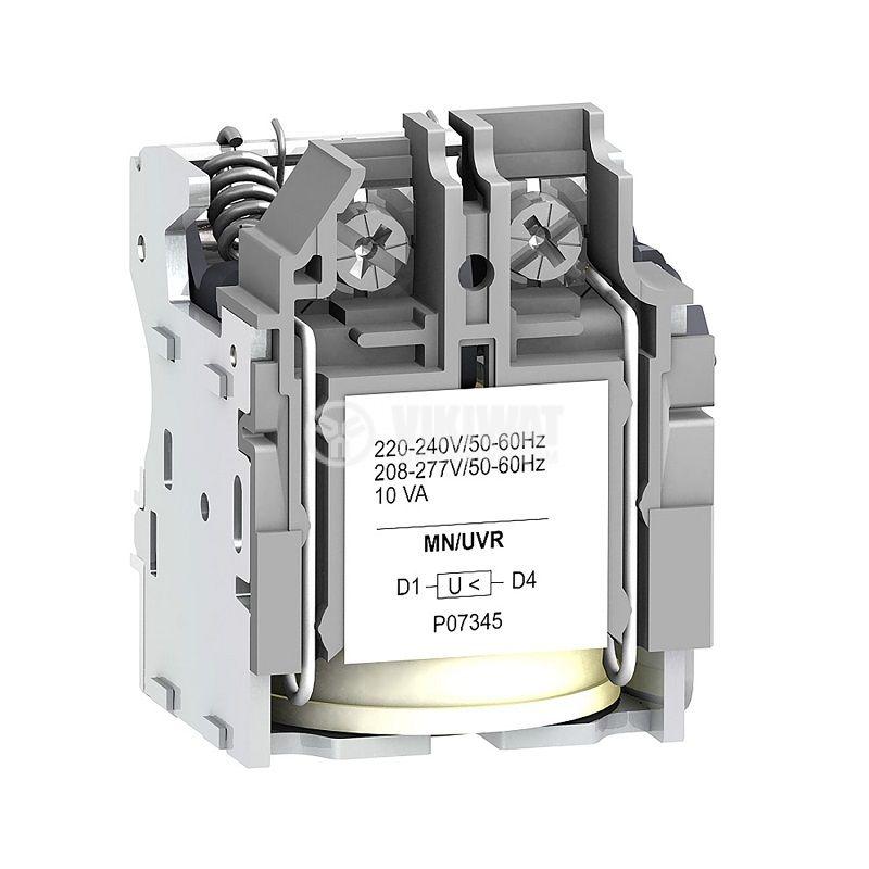 Минимално напреженов изключвател 380~415VAC 440~480VAC LV429408 Schneider