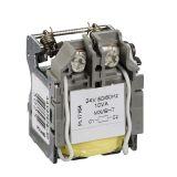 Напреженов изключвател, 24VAC 50/60 Hz, LV429384 Schneider