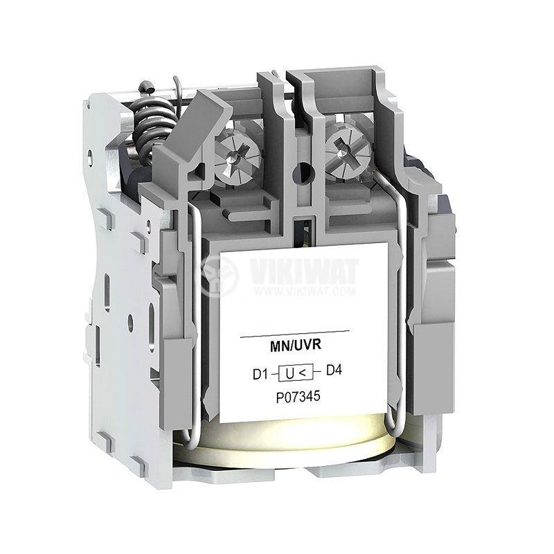 Минимално напреженов изключвател 24 VDC LV429410