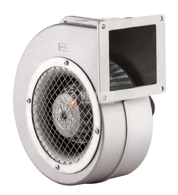 Centrifugal Radial Fan BDRAS 120-60, 230VAC, 85W, 290m3/h