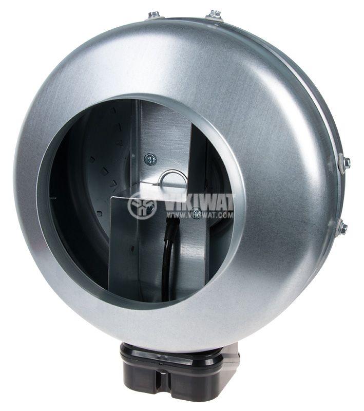 Вентилатор, промишлен, тръбен, BDTX 160-A - 3