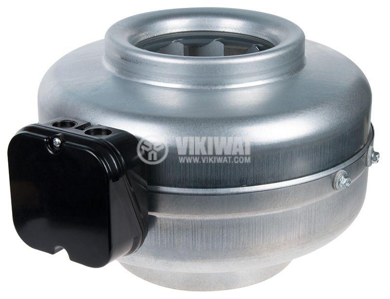 Вентилатор, промишлен, тръбен, BDTX 160-A - 5