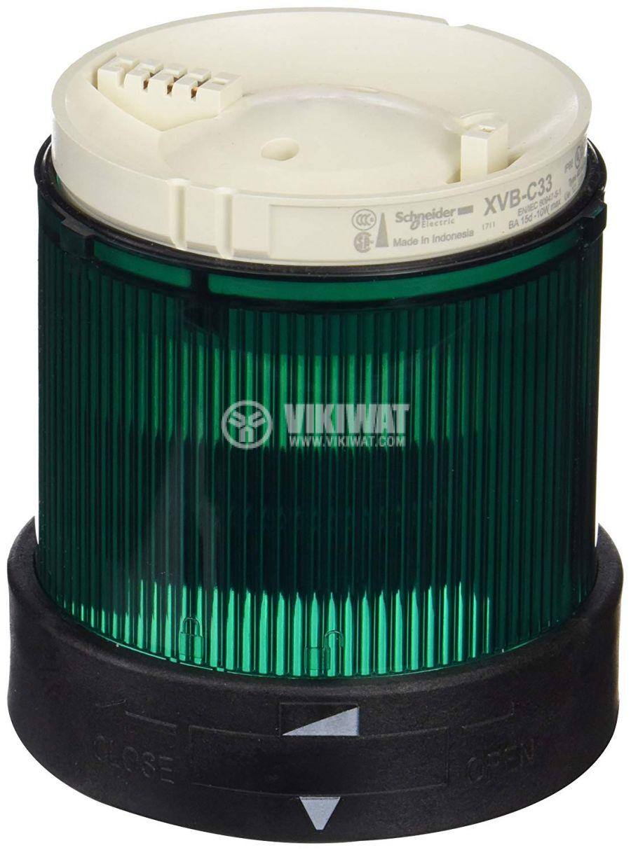 Корпус за сигнална лампа XVBC33 - 1