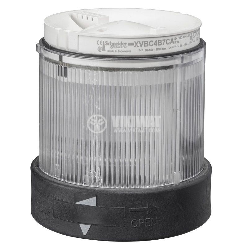 Корпус за сигнална лампа XVBC37 - 1