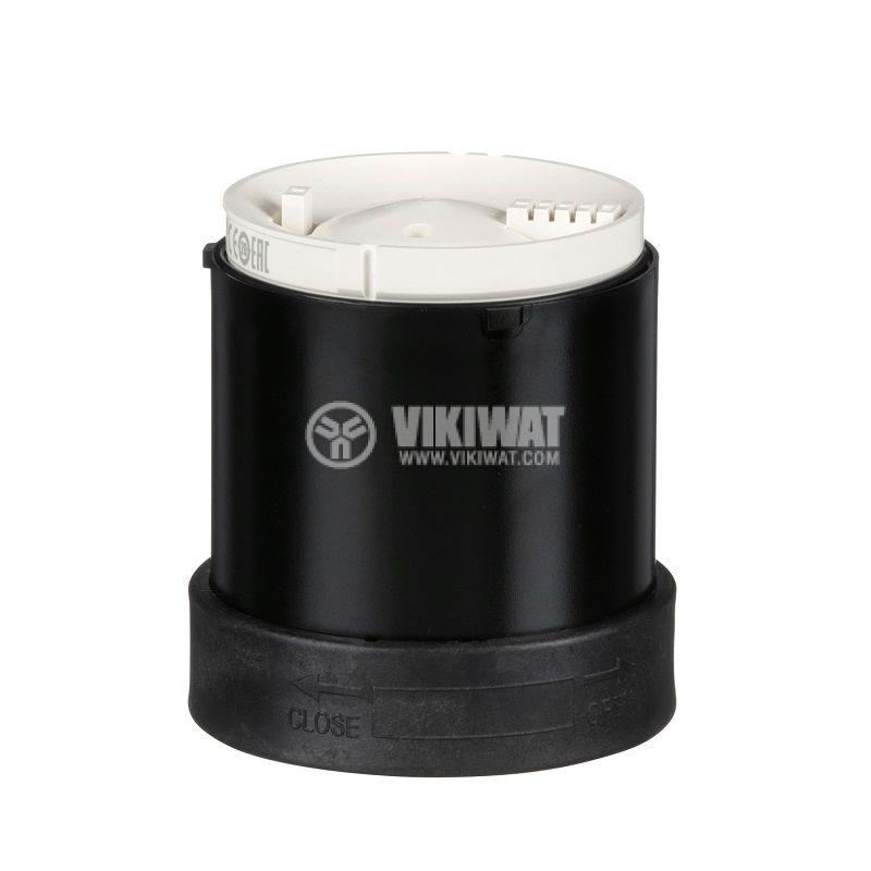 Зумер XVBC9B, електронен, 90dB, 12~48VAC/VDC, ф70mm