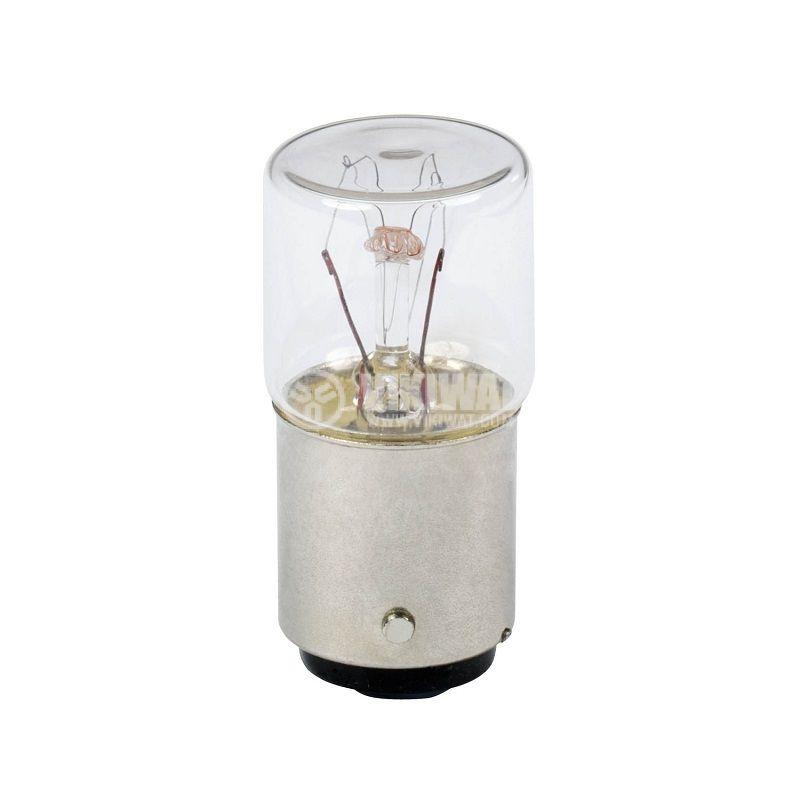 Лампа DL1BLB 24V 10W BA15D за сигнална лампа