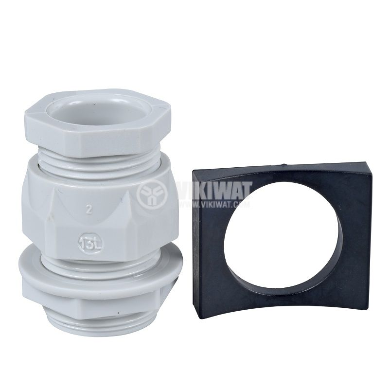 Щуцер XVBC14 ф13.5mm за индикаторна лампа