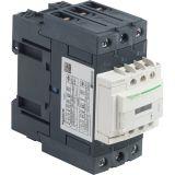 Контактор LC1D50AF7, 3-полюсен, 3xNO, 50A, 110VAC, помощни контакти NO+NC