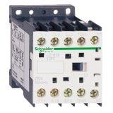 Контактор LC1K0901F7, 3-полюсен, 3xNO, 9A, 110VAC, помощни контакти NC