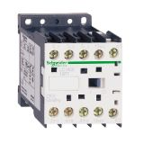Contactor LC1K0910U7, 3-pole, 3xNO, 9A, 240VAC, auxiliary contacts NO
