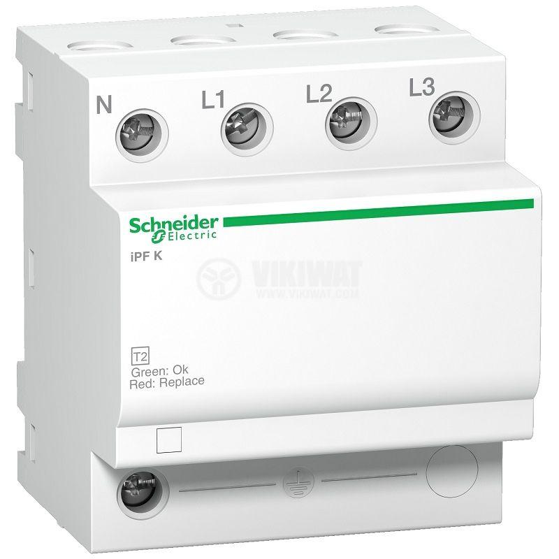 Катоден отводител 3P+N 340V <1.5kV 20kA 65kA A9L15586