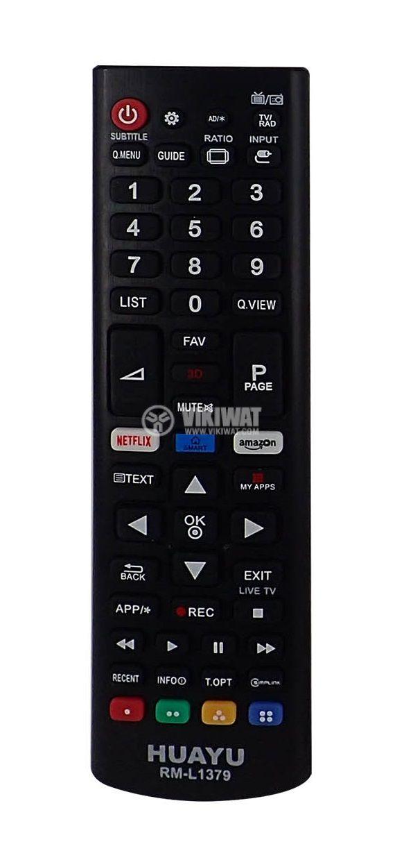 Дистанционно управление HUAYU RM-L1379 за LG - 1