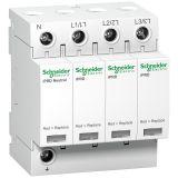 Surge protector A9L20600 3P+N 350V <1.4kV 5kA 20kA DIN